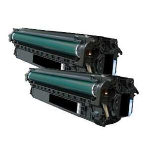 2x kompatibilní toner s HP CE260X, HP 649X (17000 stran) black černý velkokapacitní toner pro tiskárnu HP Color LaserJet Enterprise CP4525xh