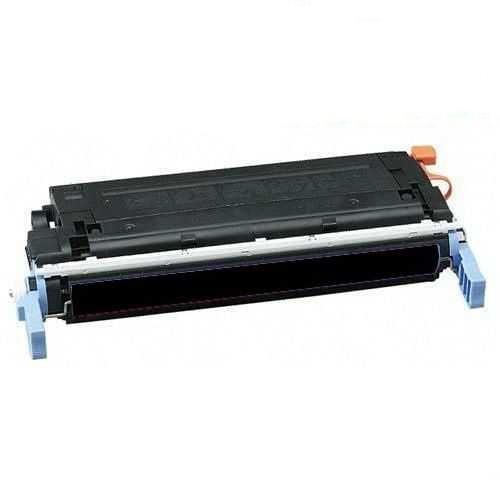 2x kompatibilní toner s HP C9720A, HP 641A black černý toner pro tiskárnu HP Color LaserJet 4650dn