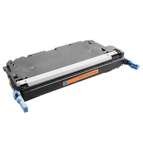 kompatibilní toner s Canon CRG-711 C cyan modrý azurový toner pro tiskárnu Canon LBP5300