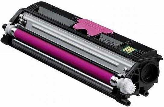 kompatibilní toner s Konica-Minolta 1710589006 (M2400m) magenta purpurový červený toner pro tiskárnu Minolta Magicolor 2450