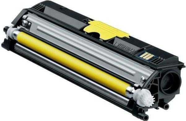 kompatibilní toner s Konica-Minolta 1710589005 (M2400y) yellow žlutý toner pro tiskárnu Minolta Magicolor 2490MF