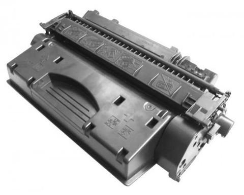 4x kompatibilní toner s Canon CRG-719H (6500 stran) black černý toner pro tiskárnu Canon LBP6670dn