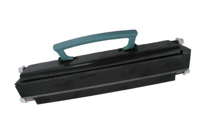 2x kompatibilní toner s Lexmark E352 - E352A11E black černý toner pro tiskárnu Lexmark E350d