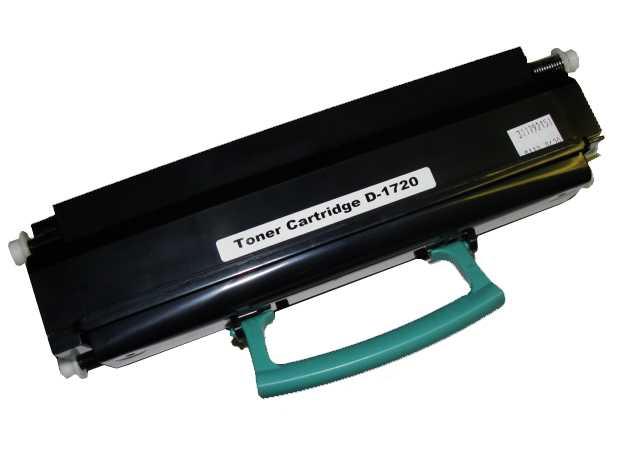 kompatibilní toner s Dell MW558 59310237 (1720) - black (černý) toner pro tiskárnu Dell 1720dn