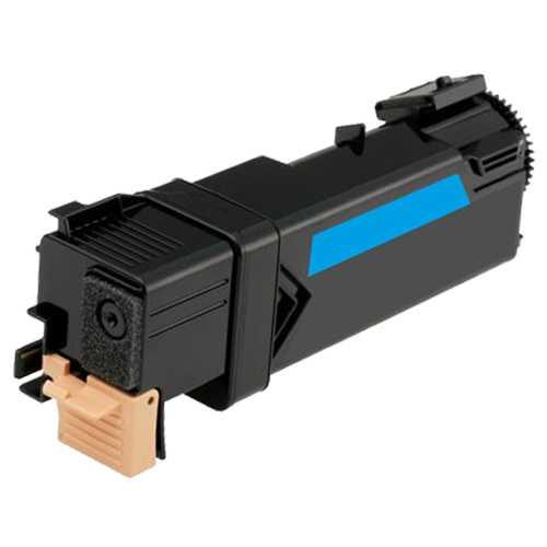 kompatibilní toner s Xerox 106R01456 - X6128C - cyan toner azurový modrý pro tiskárnu Xerox Phaser 6128 MFP N