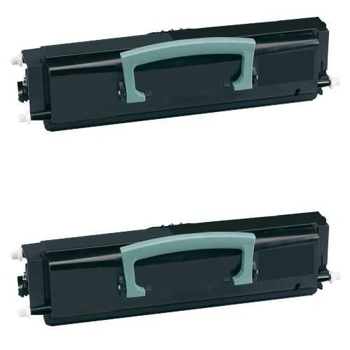 2x kompatibilní toner s Lexmark E230/E340 - 12A3405 black černý toner pro tiskárnu Lexmark E342n
