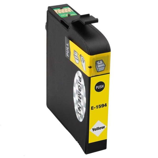Epson T1594 yellow žlutá purpurová kompatibilní inkoustová cartridge náplň pro tiskárnu Epson Stylus Photo R2000