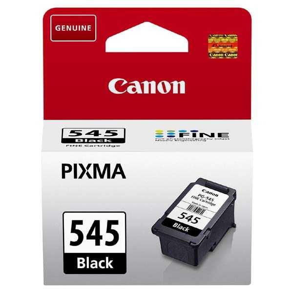 originální Canon PG-545 black černá cartridge inkoustová náplň pro tiskárnu Canon Pixma MG2555
