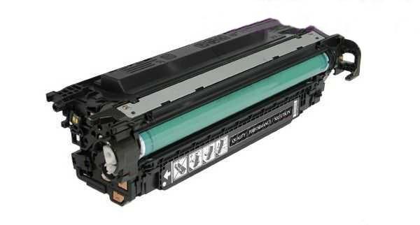 kompatibilní toner s Canon CRG-723H BK (10500 stran) black černý velkokapacitní toner pro tiskárnu Canon LBP7750cdn