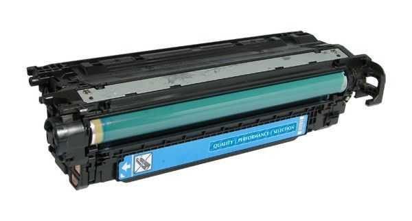 kompatibilní toner s Canon CRG-723C (7000 stran) cyan modrý azurový toner pro tiskárnu Canon LBP7750cdn