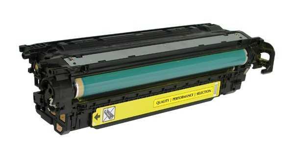 kompatibilní toner s Canon CRG-723Y (7000 stran) yellow žlutý toner pro tiskárnu Canon LBP7750cdn