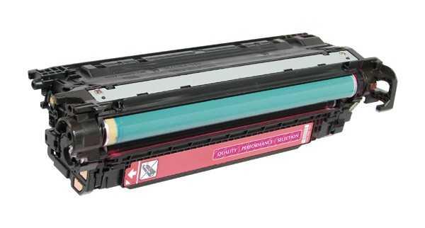 kompatibilní toner s Canon CRG-723M (7000 stran) magenta purpurový červený toner pro tiskárnu Canon LBP7750cdn