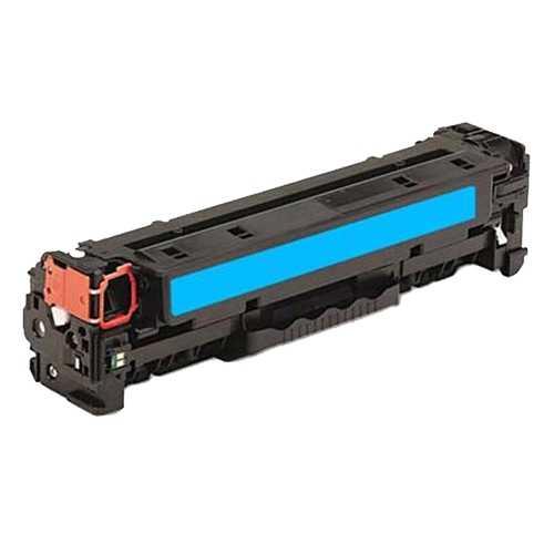 kompatibilní toner s HP CF381A, 312A (2700 stran) cyan modrý azurový toner pro tiskárnu HP Color LaserJet Pro MFP M476dw