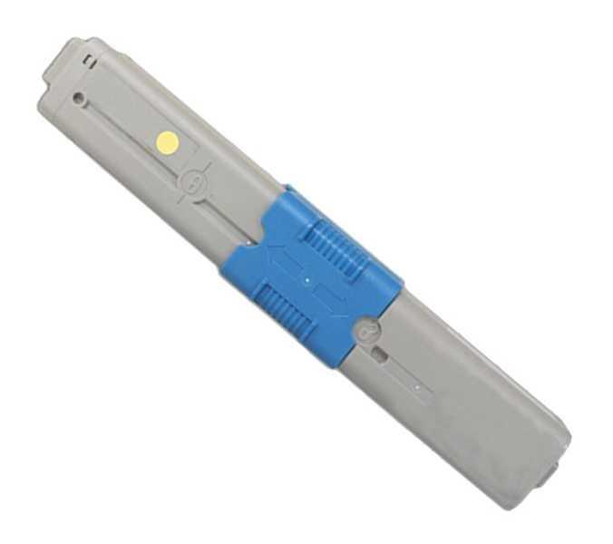 kompatibilní toner s OKI 44973533 (C301) yellow žlutý toner pro tiskárnu OKI C301