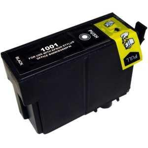 Epson T1001 black cartridge černá kompatibilní inkoustová náplň pro tiskárnu Epson Stylus Office BX310FN
