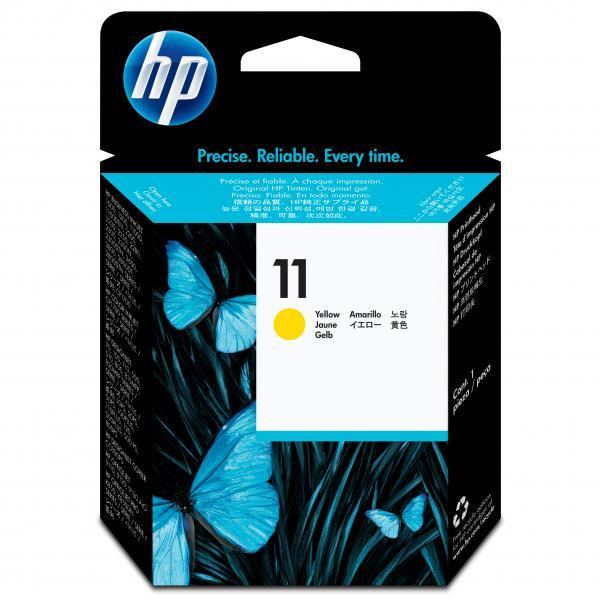 originální HP C4813A žlutá tisková hlava pro tiskárnu HP DesignJet 110plus