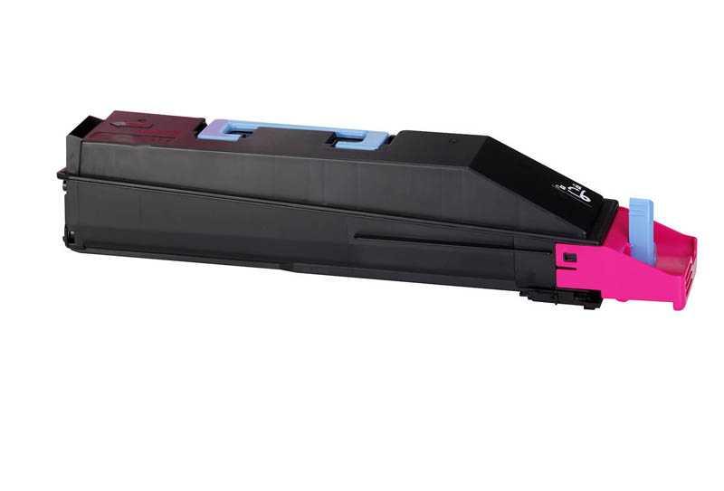 kompatibilní toner s Kyocera TK-865m magenta purpurový toner pro tiskárnu Kyocera TASKalfa 300ci