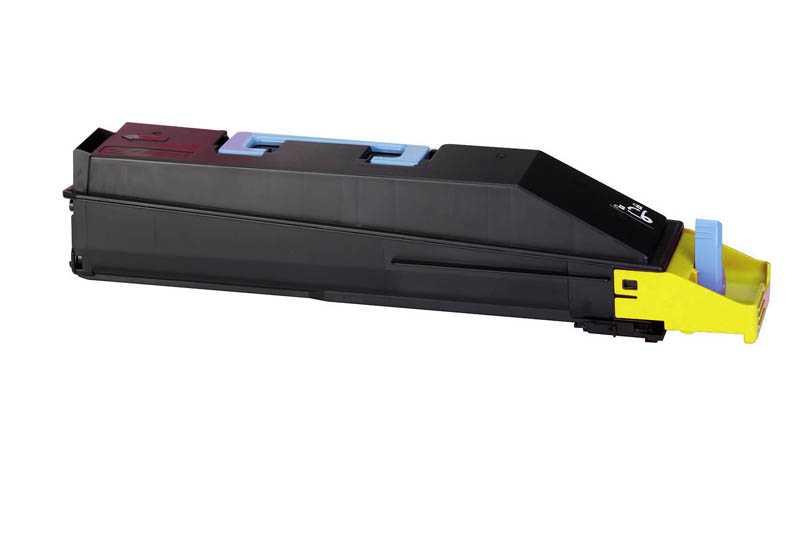 kompatibilní toner s Kyocera TK-865y yellow žlutý toner pro tiskárnu Kyocera TASKalfa 300ci