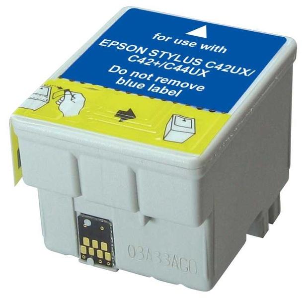 kompatibilní s Epson T037 color cartridge barevná inkoustová náplň pro tiskárnu Epson Stylus C42UX