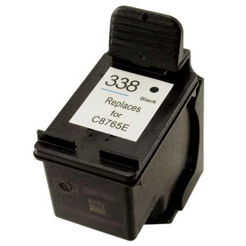 HP 338 (C8765EE) black cartridge černá kompatibilní inkoustová náplň pro tiskárnu HP OfficeJet 7210