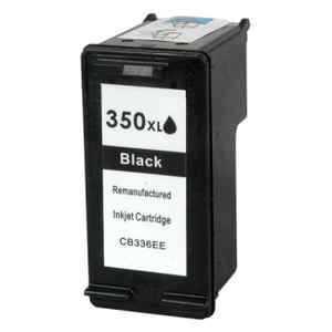 HP 350XL (CB336EE) black černá cartridge kompatibilní inkoustová náplň pro tiskárnu HP Photosmart C5280