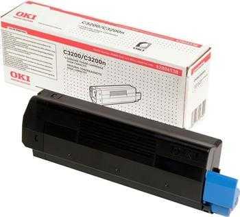 originální toner OKI 42804540 black černý originální toner pro tiskárnu OKI C3200n