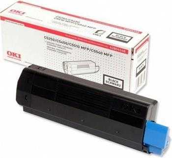 originální toner OKI 42127457 (C5250) black černý originální toner pro tiskárnu OKI C5450n