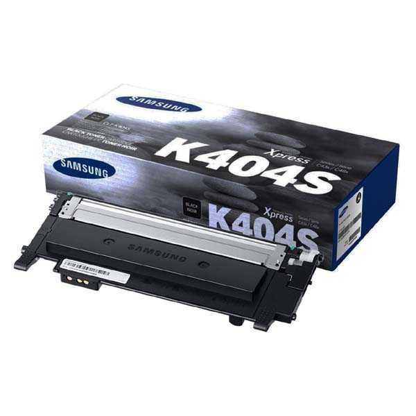 originální toner Samsung CLT-K404S black černý toner do tiskárny Samsung SL-C430
