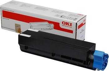 originální toner OKI 44992402 (B401) black černý originální toner pro tiskárnu OKI MB441dn