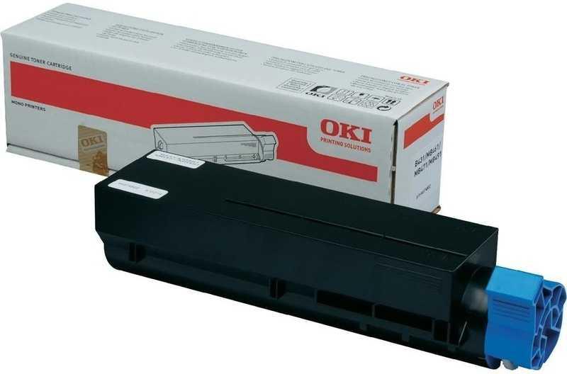 originální toner OKI 44574802 (O431X) černý originální toner pro tiskárnu OKI MB461dn