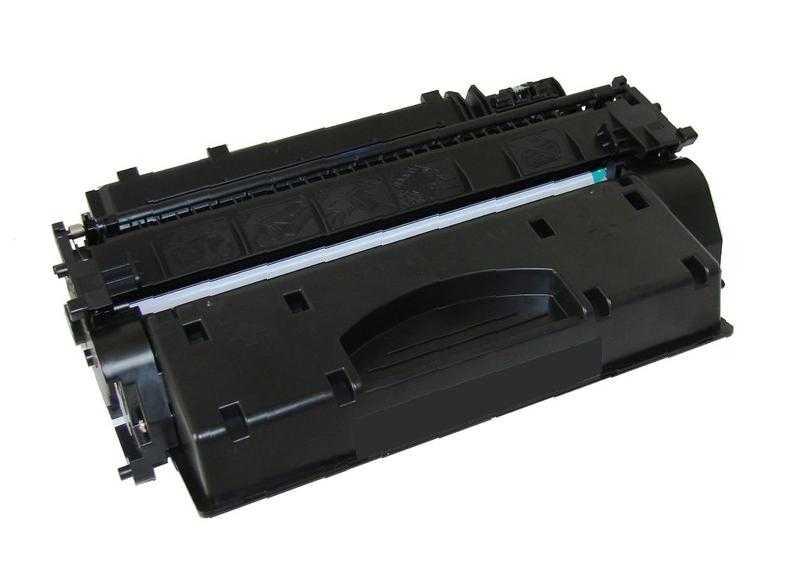 kompatibilní toner s HP 05X, HP CE505X black černý toner pro tiskárnu HP LaserJet P2055dn