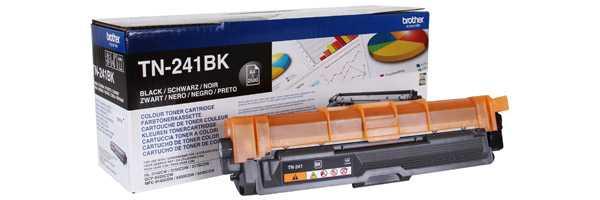 originální toner Brother TN-241BK black černý originální toner pro tiskárnu Brother HL-3150CDW