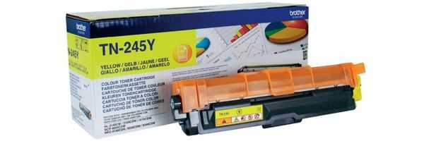 originální toner Brother TN-245 Y yellow žlutý originální toner pro tiskárnu Brother HL-3150CDW