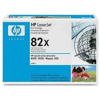 originální toner HP C4182X (20 000 stran) black černý originální toner pro tiskárnu HP LaserJet 8150