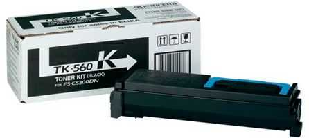 originální toner Kyocera TK-560bk 1T02HN0EU0 black černý originální toner pro tiskárnu Kyocera FS-C5350DN