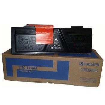 originální toner Kyocera TK-1140 (7200 stran) black černý originální toner pro tiskárnu Kyocera FS-1035 MFP DP