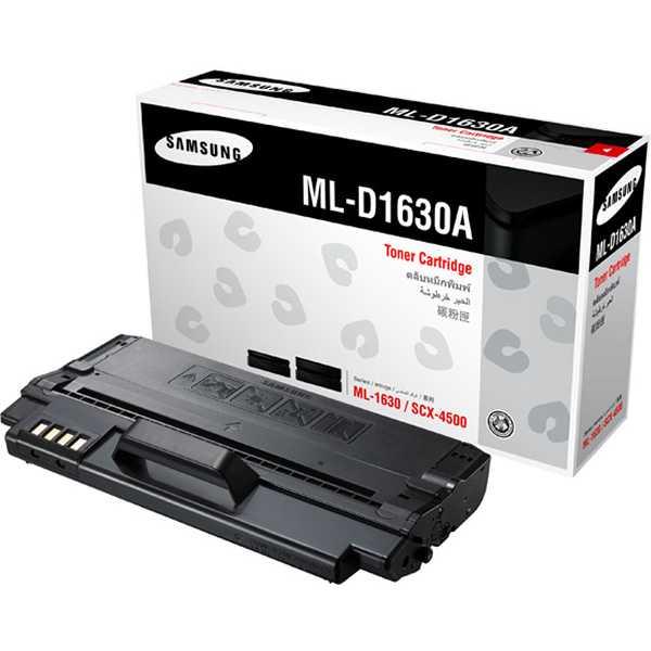 orignální toner Samsung ML-D1630A black černý originální toner pro tiskárnu Samsung ML-1630W