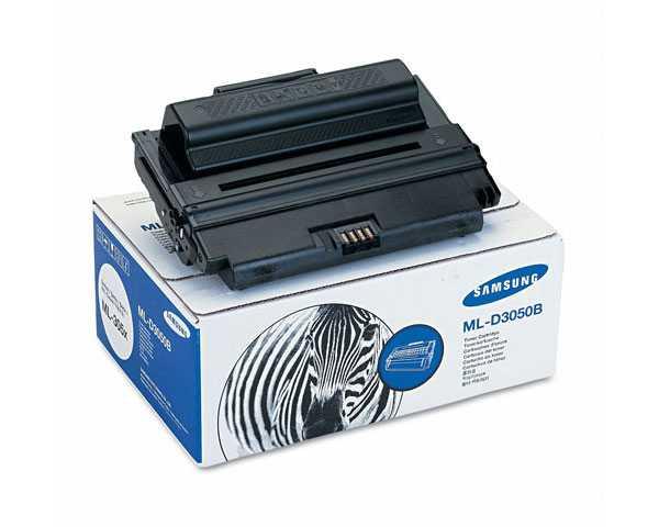 originální toner Samsung ML-D3050B black černý originální toner pro tiskárnu Samsung ML-3051N