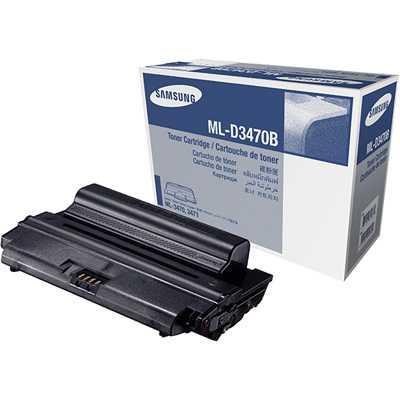 originální toner Samsung ML-D3470B black černý originální toner pro tiskárnu Samsung ML-3470D