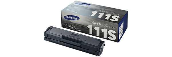 originální toner Samsung MLT-D111S (1200 stran) black černý originální toner pro tiskárnu Samsung Xpress M2070W
