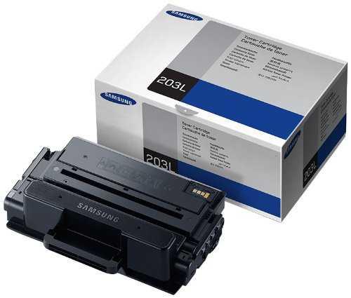 originální toner Samsung MLT-D203L (5000 stran) black černý originální toner pro tiskárnu Samsung Proxpress M3370FD
