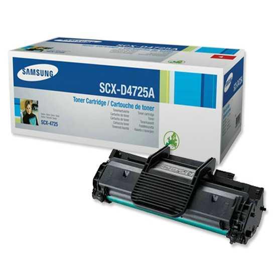originální toner Samsung SCX-4725A black černý originální toner pro tiskárnu Samsung SCX-4725FN