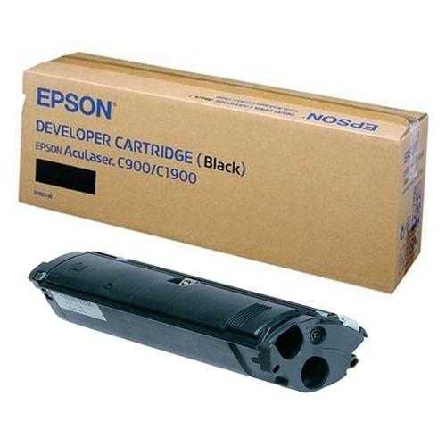 originální toner Epson S050100 black černý originální toner C900 C1900 pro tiskárny Epson AcuLaser C1900PS