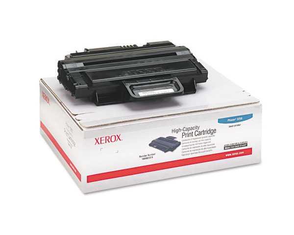 originální toner Xerox 106R01374 - X3250XC - black černý originální toner pro tiskárnu Xerox Phaser 3250D