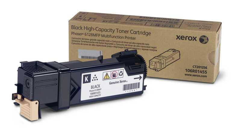 originální toner Xerox 106R01459 - X6128B - black černý originální toner pro tiskárnu Xerox Phaser 6128 MFP N