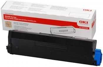 originální toner OKI O4600 (43502002) black černý originální toner pro tiskárnu OKI B4600n