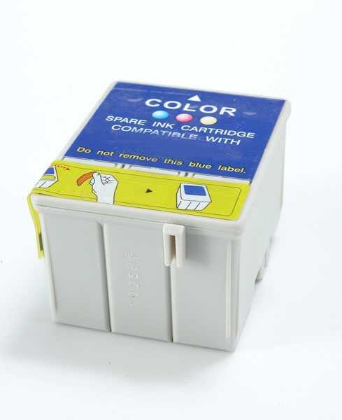 kompatibilní s Epson T039 (T03904A) color cartridge barevná inkoustová náplň pro tiskárnu Epson Stylus C43 SX