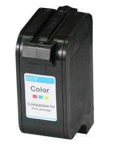 HP 78 (C6578D) color barevná cartridge kompatibilní inkoustová náplň pro tiskárnu HP Photosmart 1115