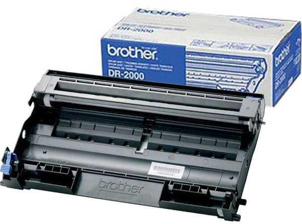 originální válec Brother DR-2000/DR-350 drum optický válec pro tiskárnu Brother DCP-7020