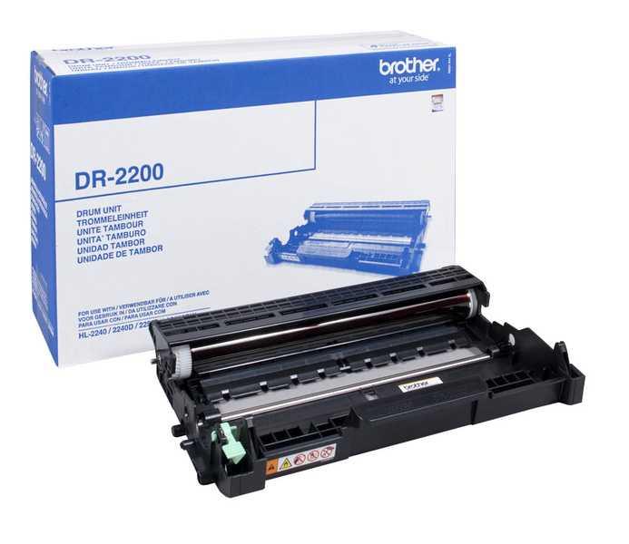 originální válec Brother DR-2200 drum optický válec pro tiskárnu Brother MFC-7860DW